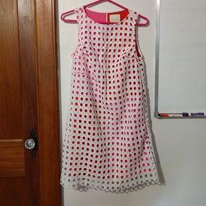 Fluent in Finesse shift dress